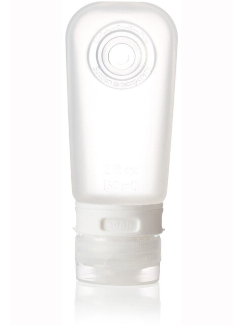 humangear GoToob Medium Travel Accessorie 60 ml clear